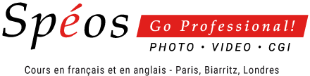 Ecole Photographie Paris Londres Logo