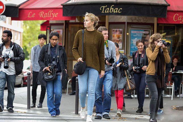 Étudier la photographie à Paris - Spéos l'école photo - © Jean-François MERLE