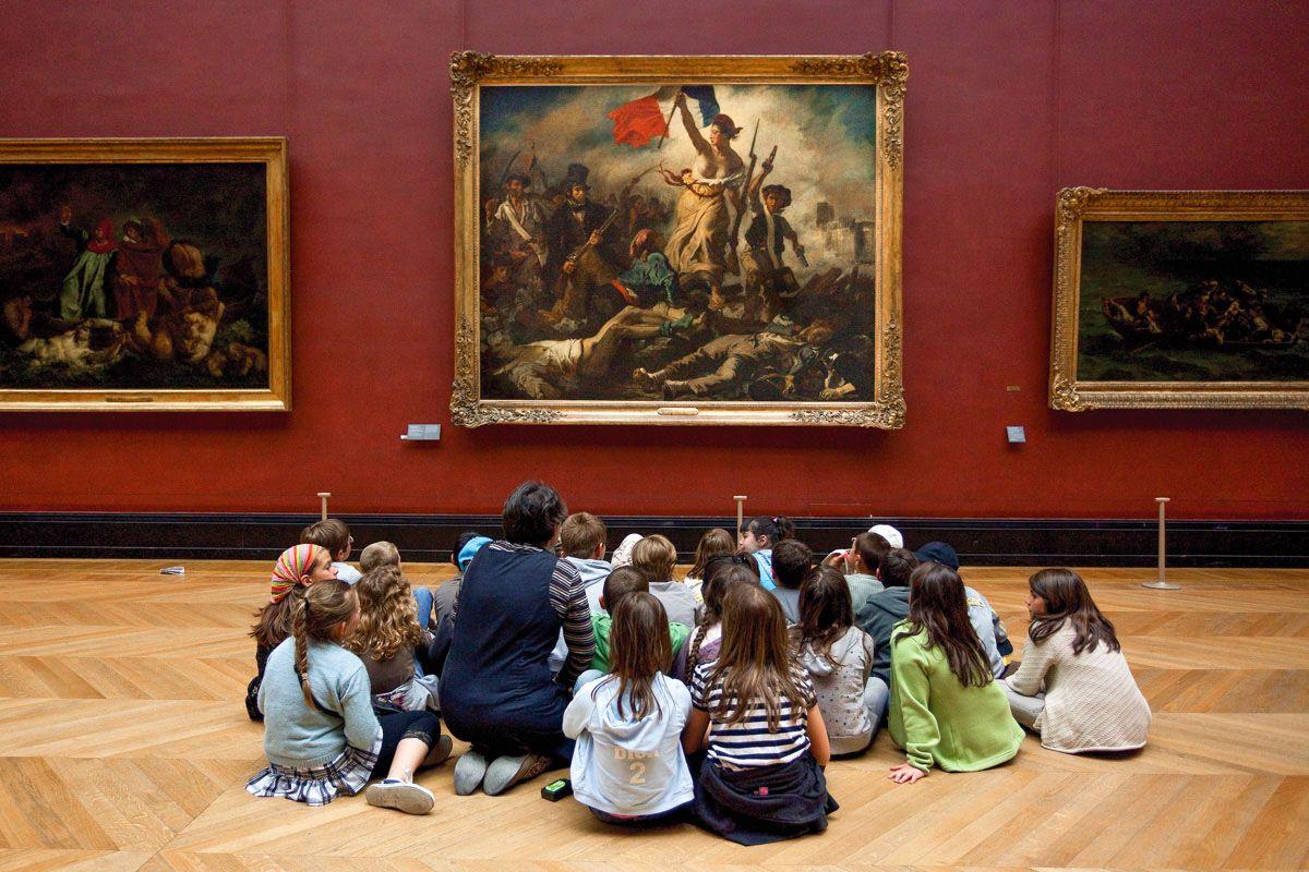 Musee de Louvre, Paris