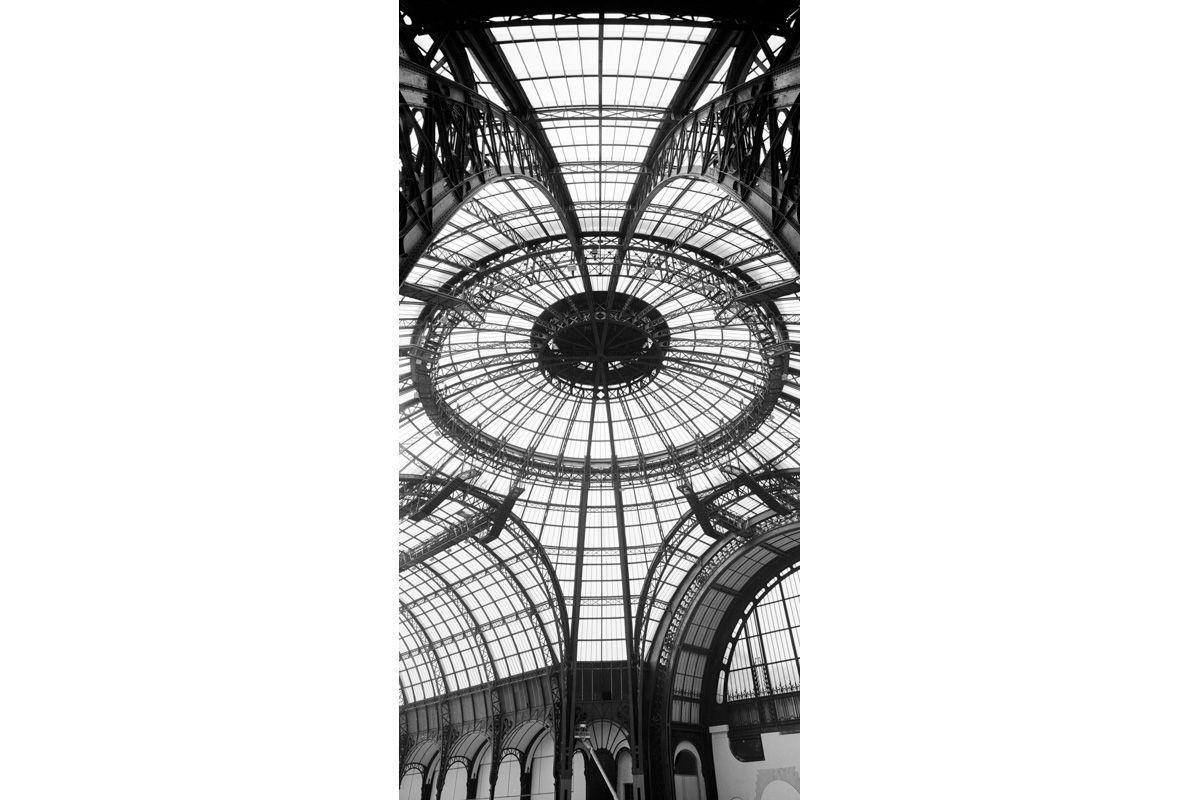 Grand Palais, Roof