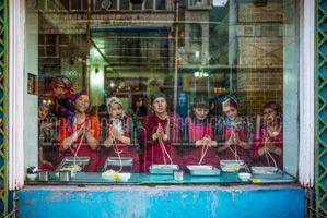 Uyghur People, Xinjiang, China, 2015