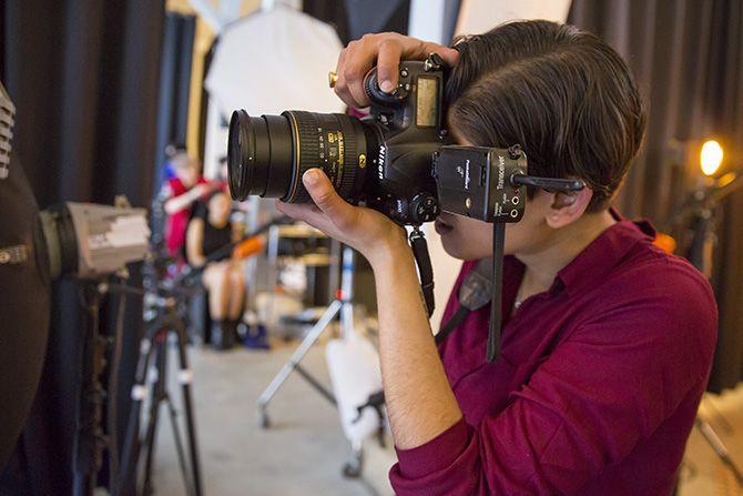 2-year photography programs - Spéos Photo School - © Alain Beulé